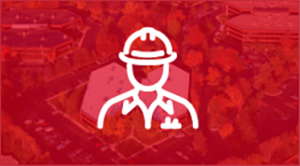 Roofing inspections and maintenance icon