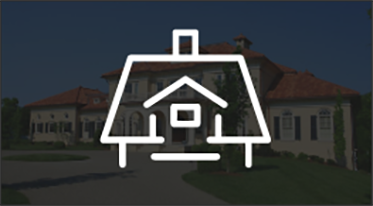 Dimensional shingles icon