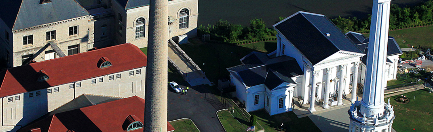 Commercial roofing Louisville Water Tower