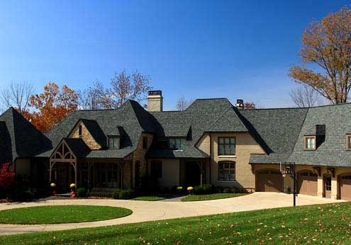 dimensional shingles in Louisville Kentucky