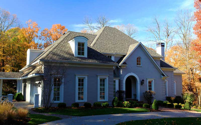 high-end dimensional shingles in Louisville Kentucky