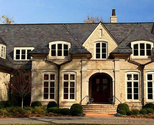 Greenstone slate roof portfolio picture